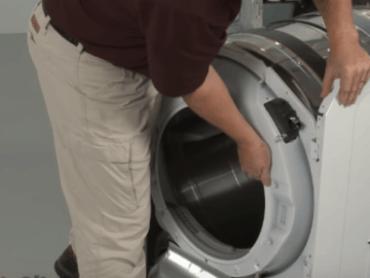 Samsung dryer diassembly