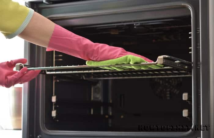 Know how to clean oven
