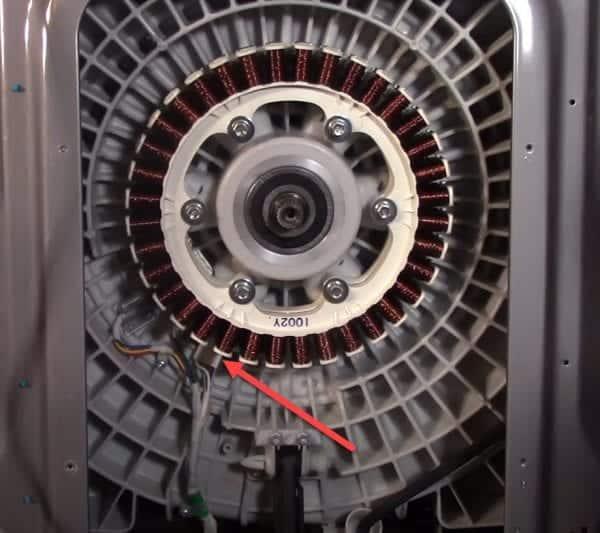 Lg Washer not spinning properly