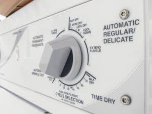 Dryer not start just clicks