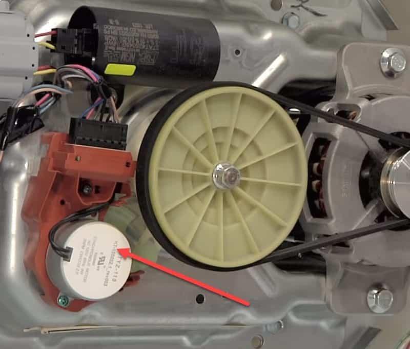 Kenmore washer shift actuator