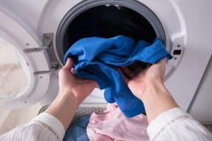 Washer not spinning clothes wet