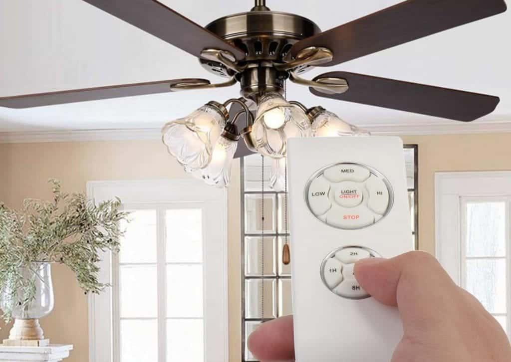 How To Reset Ceiling Fan Remote Diy Appliance Repairs Home Repair Tips And Tricks