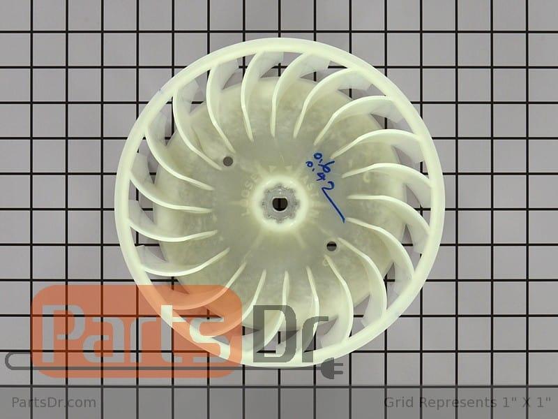 Samsung Dryer Blower Wheel